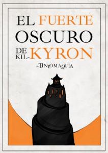"Portada de la novela ""El Fuerte Oscuro de Kil-Kyron"""