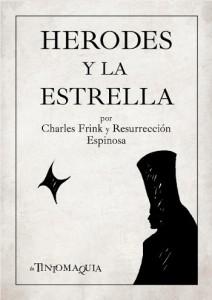 """Portada de la obra de teatro """"Herodes y la Estrella"""""""