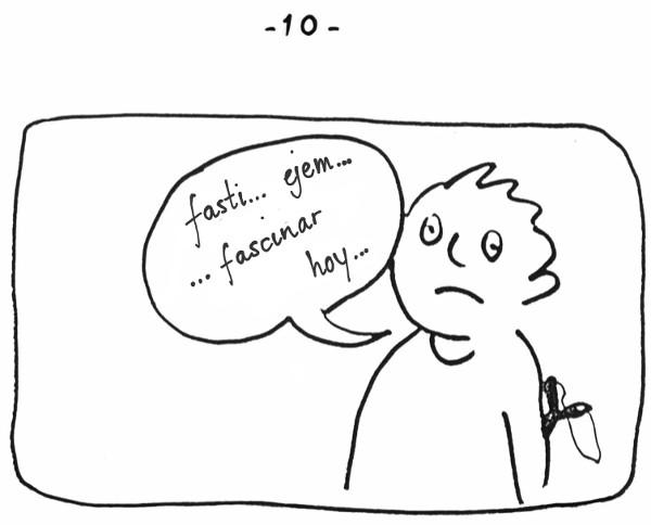Apuntes de una profesora en prácticas - 10