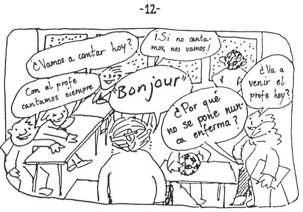 Apuntes de una profesora en prácticas - 12