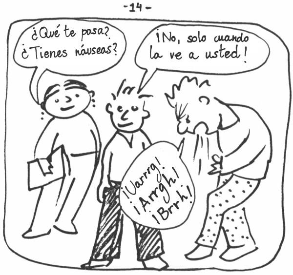 Apuntes de una profesora en prácticas - 14