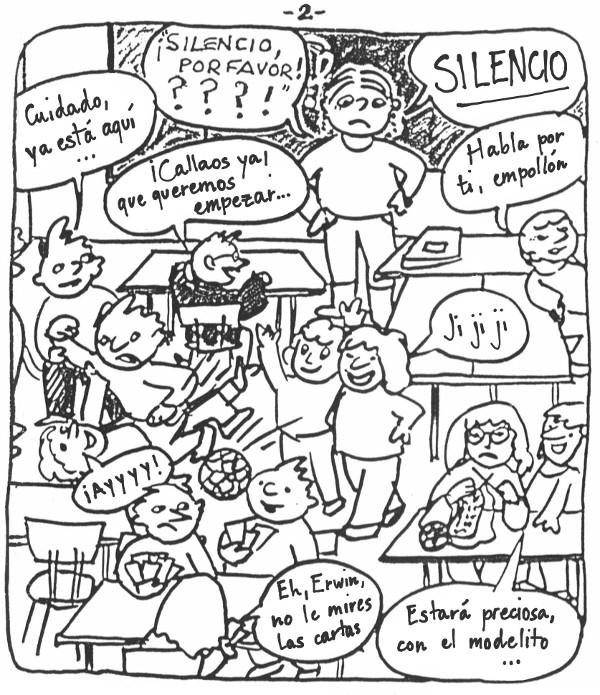Apuntes de una profesora en prácticas - 2