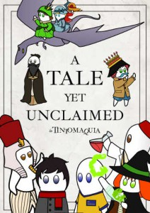 Cover for A Tale Yet Unclaimed