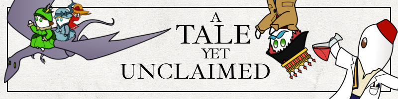 Banner for A Tale Yet Unclaimed