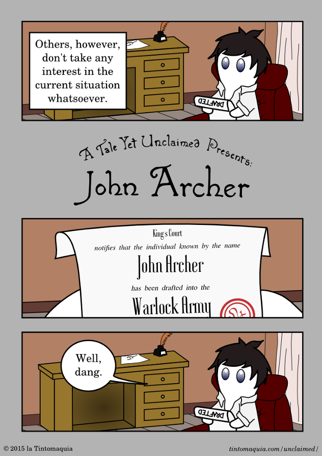 John Archer, 6