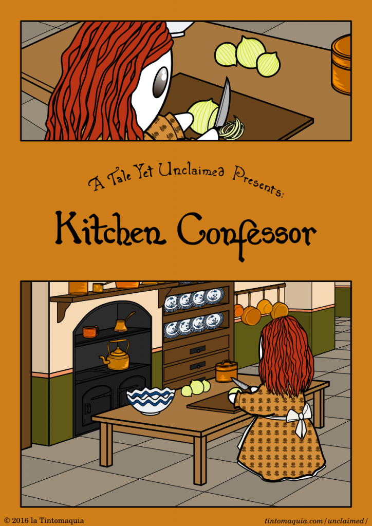 Kitchen Confessor, 1