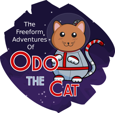 The Freeform Adventures of Odo the Cat