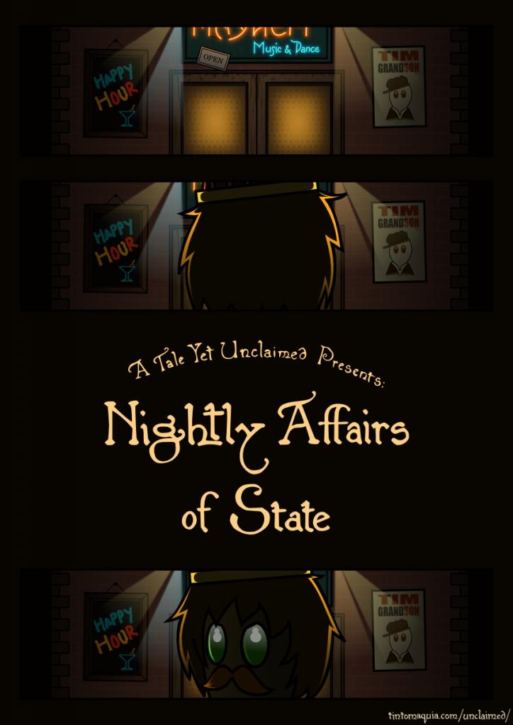 Nighty Affairs of State, 2
